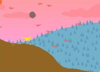 Dino Run - Enter Planet D!