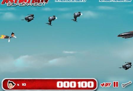 Astro Boy - Blast-a-Bot
