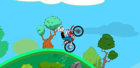 Popeye on the Bike