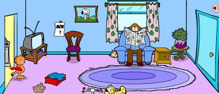 Garfield Crazy Rescue