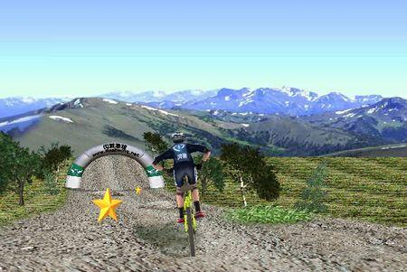 trail biking flash game