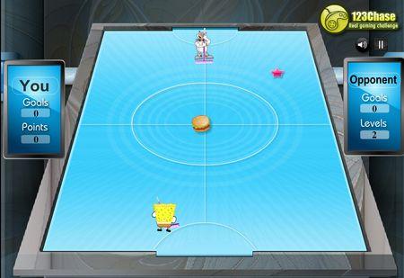 Spongebob Squarepants Hockey Tournament