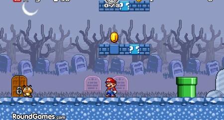 Super Mario Bros. 2: Star Scramble - Ghost Island