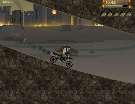 Zombie Rider
