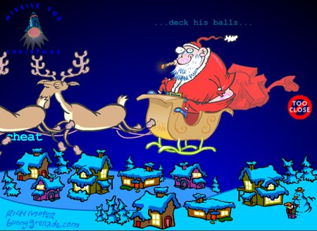 Hunting of Santa Claus