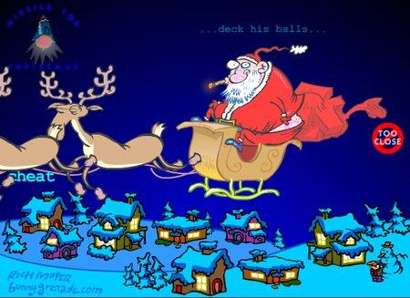 Hunting of Santa Claus