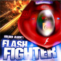 GoldenClock Flash Fighter