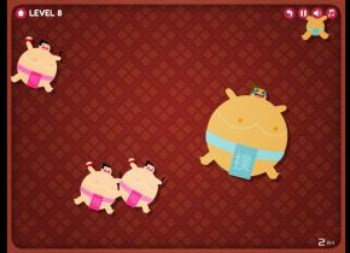 Hungry Sumo – New Levels