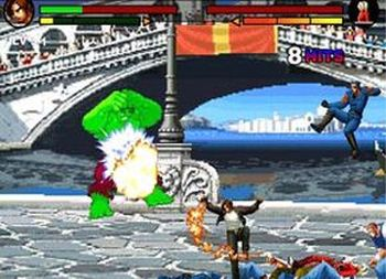King of Fighters Fighting v1.4