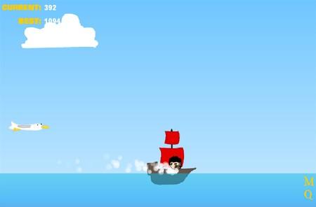 Pirate Launch