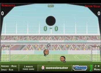 sports soccer head