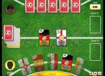 Sports Heads Cards – Soccer Squad Swap!