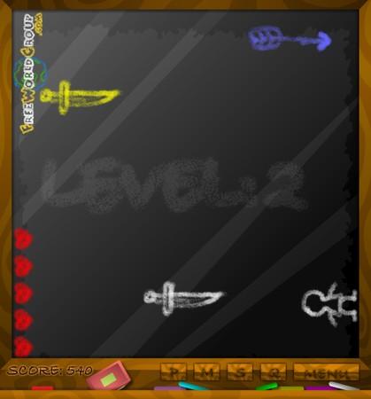Blackboard Squash